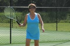 Hazel lewis - Ladies winner
